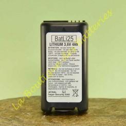 Batterie Batli25 Daitem