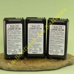 Batteries Batli 25 3,6v 4Ah d'origine Daitem Espace