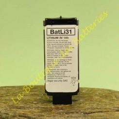 Batteria Litio Batli31 3v...