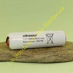 Batterie 2 Ah 951-21x d'origine