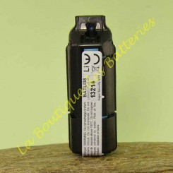 Batterie Batli38 3v 2,4 Ah Daitem