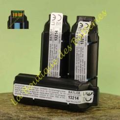 Batteries Batli38 Daitem 3v 2,4 Ah