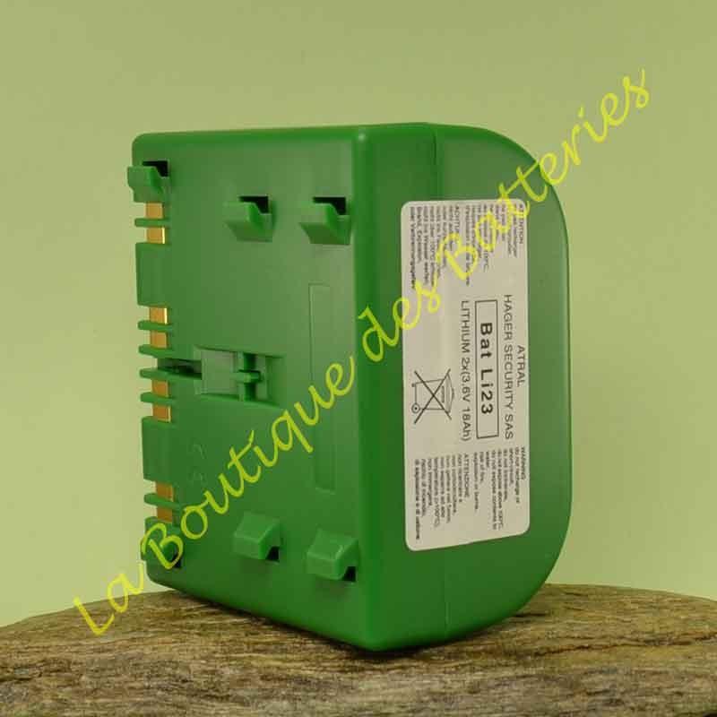 Batterie Batli23 Daitem