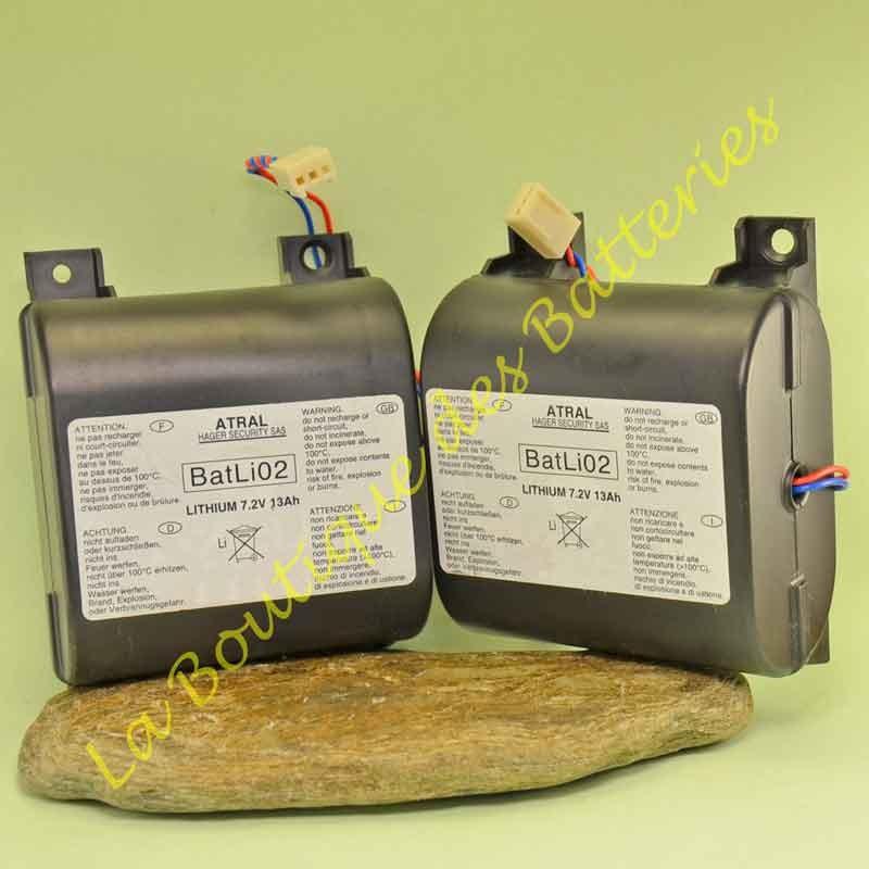 Batterie Daitem