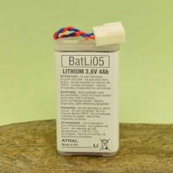 Pile détecteur Daitem Batli05