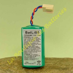 Batterie Batli 05 Logisty Hager