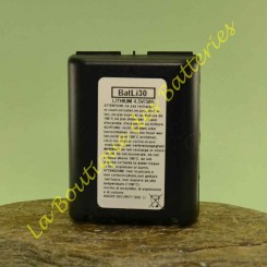 Batterie Batli30 4,5v 3Ah d'origine Logisty Hager