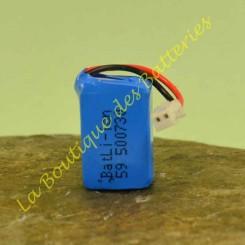 Batli11 Batterie interphone Logisty Daitem