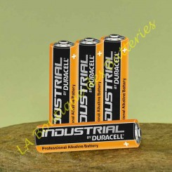 Pile AA Industrial Duracell pour alarme Diagral