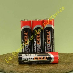 Pile Duracell Procell renommé Industrial