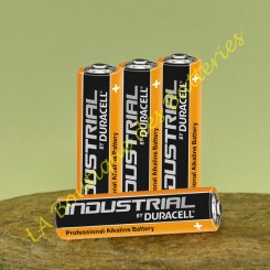 4 Pile Duracell Procell...