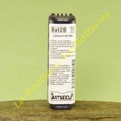 Batteria Batli28 compatibile Daitem