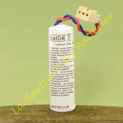 Batterie compatible Logisty Batli04 batsecur
