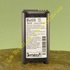 Batterie Batli25 ou Batli26 3,6v 4Ah batsecur pour alarme Logisty