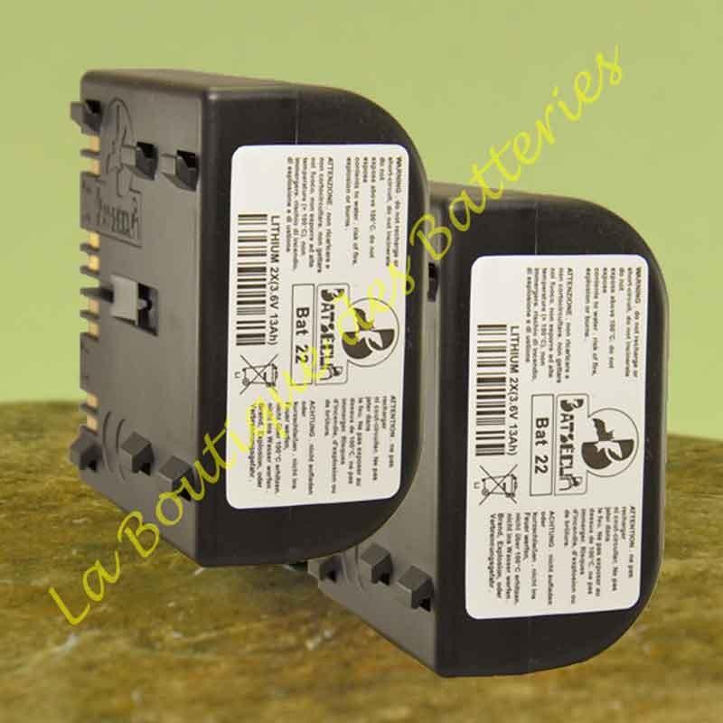 Batteries Batli22 Bat22 Daitem Hager