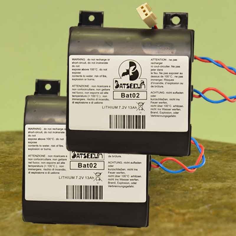 Batteries Batli02 Daitem compatible