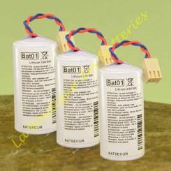 Batterie compatible Daitem  Batli01 3,6v 5Ah