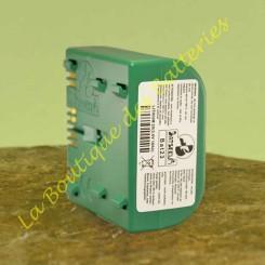 Batterie Batli23 3,6v 18Ah compatible Daitem