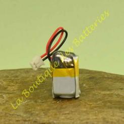 Batli11 Batterie compatible interphone Daitem Logisty