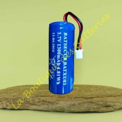Batterie compatible RXU03X  Daitem
