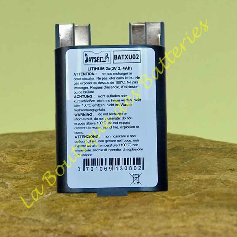 RXU02X Daitem compatible alarme e-Nova