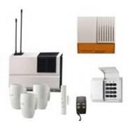 Piles Lithium Batli01 pour dp8000 gamme alarme daitem